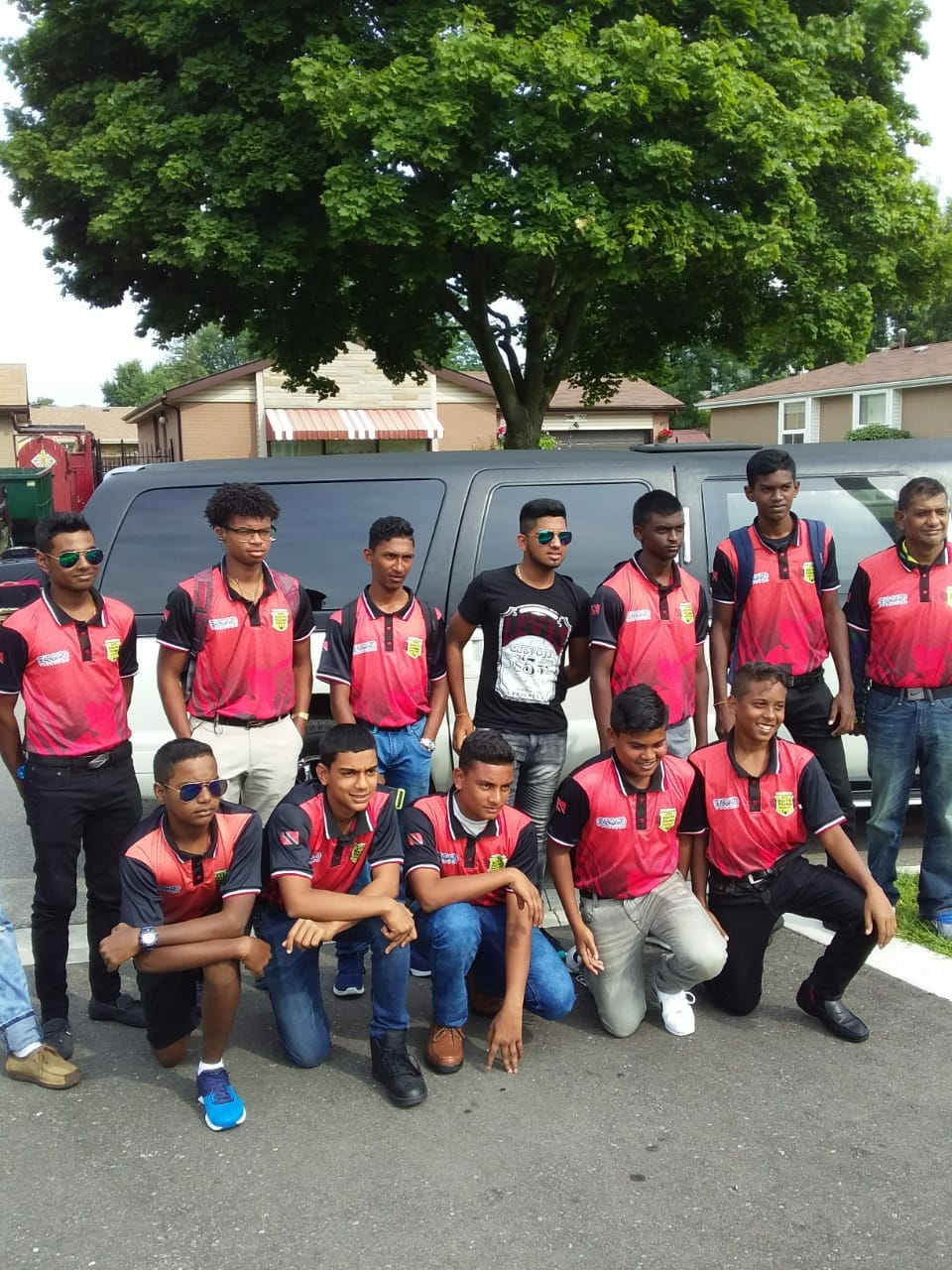 TNT South Young Warriors from Trinidad