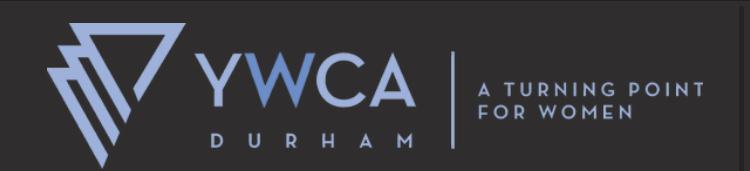 Logo for the YWCA Durham
