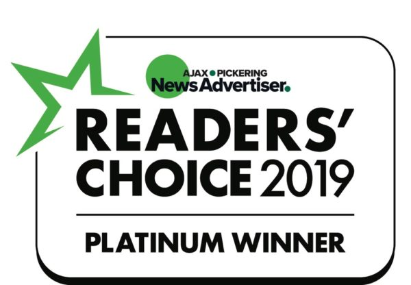 Readers Choice 2019 - Platinum Winner